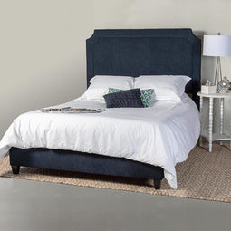 Manor Belgrave King Upholstered Bed