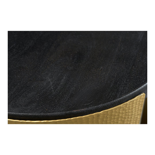 April Side Table Black, Black, Contemporary Modern