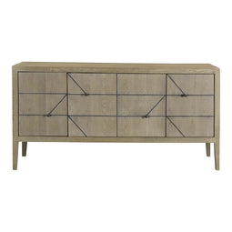 COntemporary Modern Branch Sideboard Storage Cabinet With Doors - Kitchen Sideboard