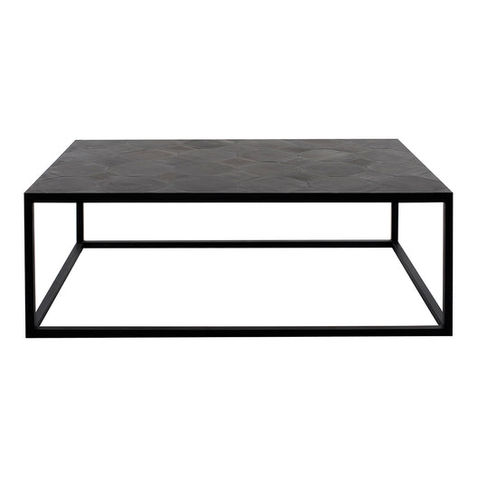 Contemporary Modern Tyle Marble Top Coffee Table - Restaurant - Cafe - Coffee Table