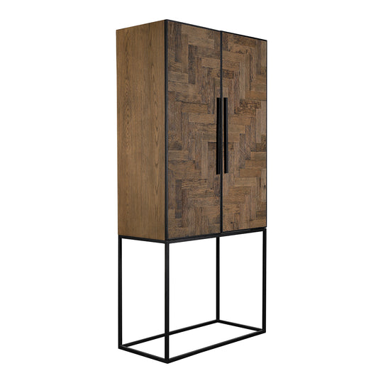 Contemporary Modern Babylon Sideboard Cabinet - Kitchen Sideboard & Storage Cabinet
