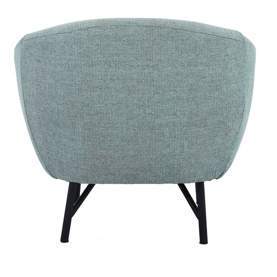 Contemporary Modern Liam Accent Chair For Living Room - Lounge Chair
