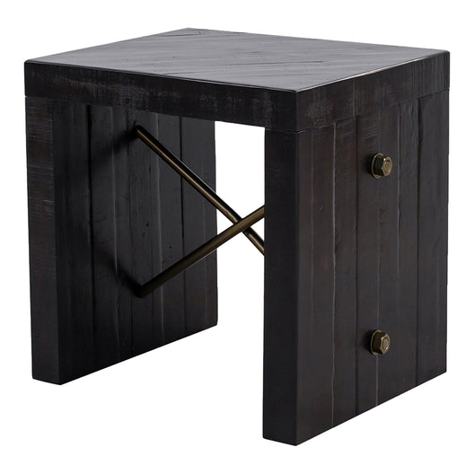Sicily Side Table - Accent End Tables Black | Moe's Furniture