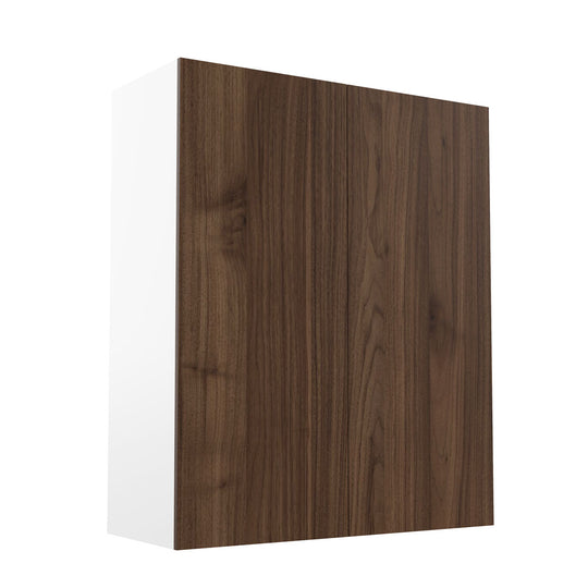 "30"" X 36"" Double Door Wall Cabinet - Walnut"