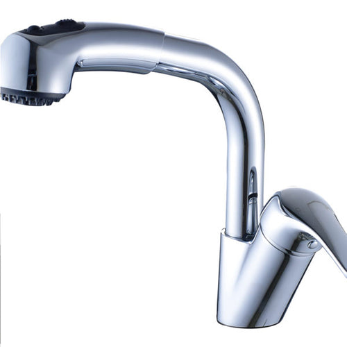 Single Hole Pull-Down Faucet, ZK88407PC | Legion Furniture