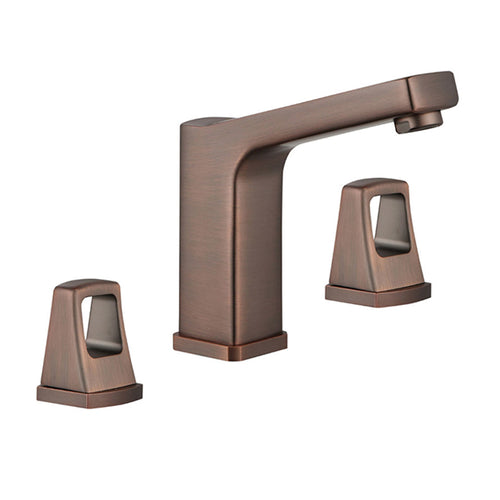 Widespread Double Handle Bathroom Faucet W/ Drain Assembly | Legion Furniture