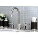 "Load image into Gallery viewer, Concord Mini-Widespread Bathroom Faucet, 6.5 "" Spout Clearence"