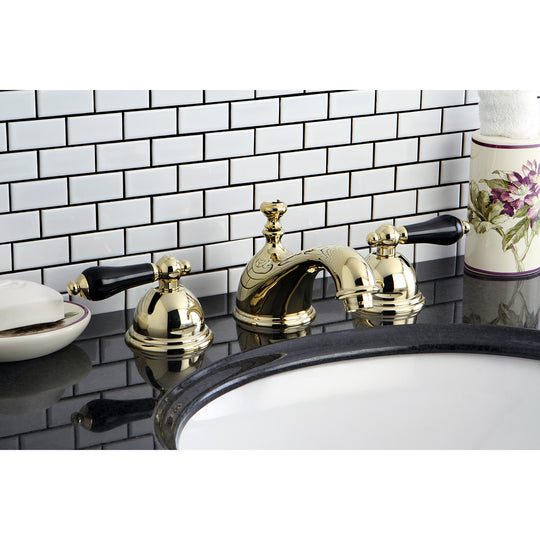 "Duchess 8 "" To 16 "" Widespread Bathroom Faucet With Brass Pop Up"