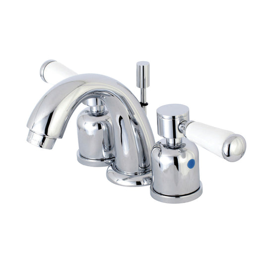 "Paris 8 "" Widespread Lavatory Faucet With Retail Pop Up"