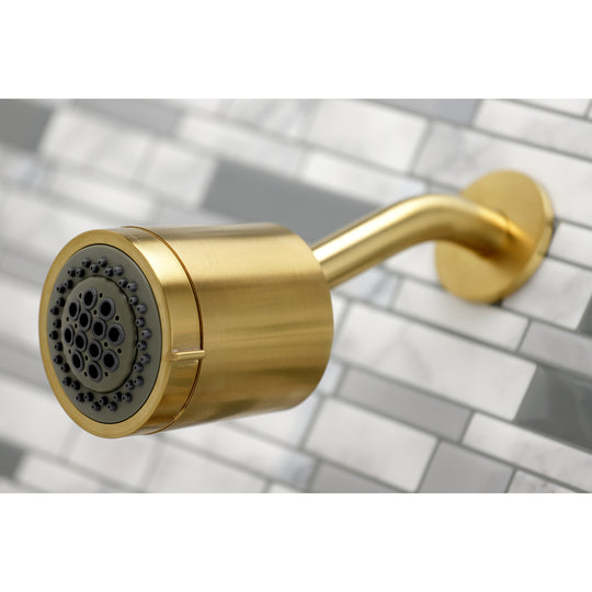 Millennium Three Handle Tub And Shower Faucet
