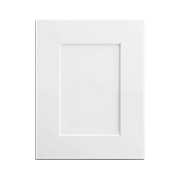 11 X 14 Inch Inch Luxor White Ready To Assemble Sample Door