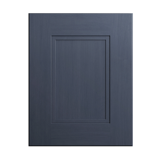 11 X 14 Inch Inch Fashion Ocean Blue Ready To Assemble Sample Door