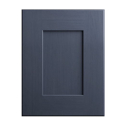 11 X 14 Inch Inch Elegant Ocean Blue Ready To Assemble Sample Door