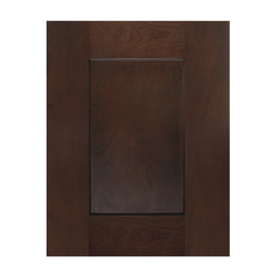 11 X 14 Inch Inch Elegant Espresso Ready To Assemble Sample Door