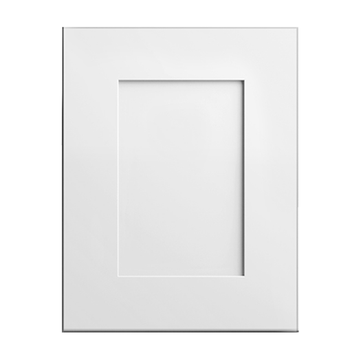 11 X 14 Inch Inch Elegant White Ready To Assemble Sample Door