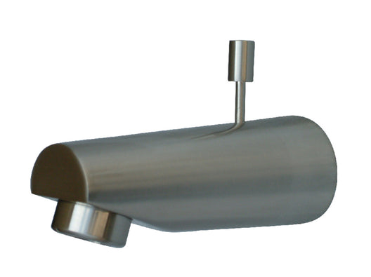 Diverter Tub Spout, Brushed Nickel