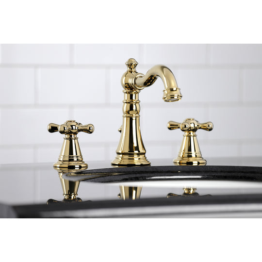 American Classic 8 inch Widespread Bathroom Faucet