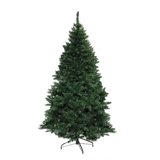 "6.5' x 49"" Buffalo Fir Medium Artificial Christmas Tree - Unlit"