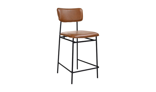 Modern Slim Sailor Stylish Counter Stool - Counter Height Dining Chair