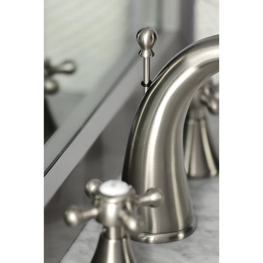 "English Country 8 "" Traditional Widespread Bathroom Faucet"