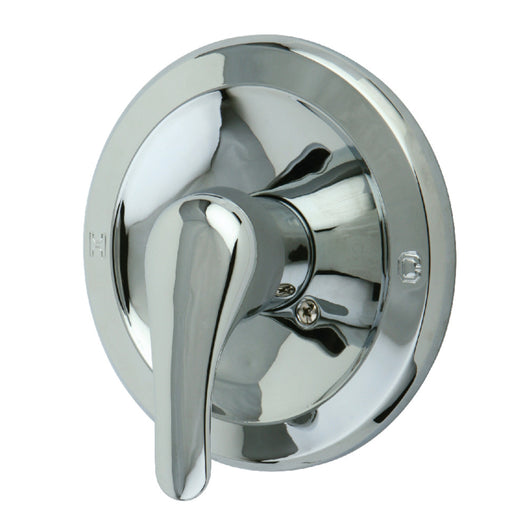 Pressure Balance Valve Trim Only Without Shower And Tub Spout, Polished Chrome