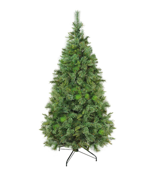 "9.5' x 67"" Cashmere Mixed Pine Full Artificial Christmas Tree - Unlit"