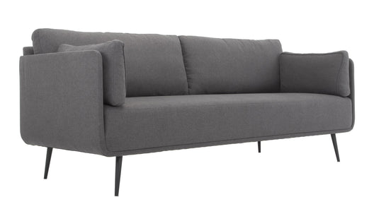 Contemporary Modern Rodrigo Sofa Anthracite
