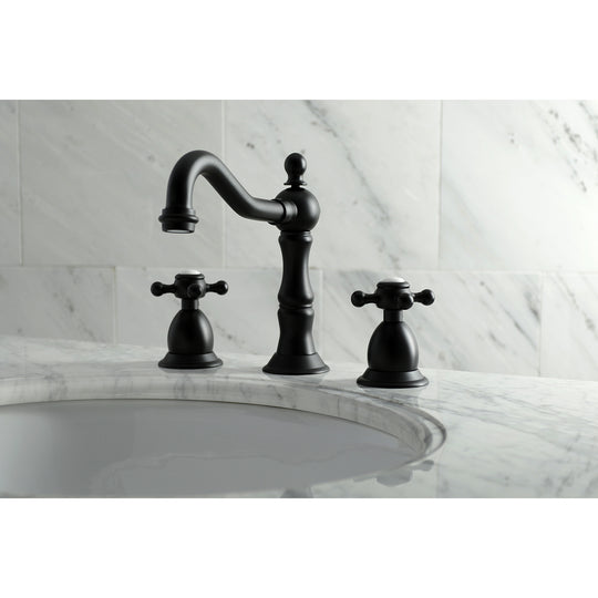 8 inch Heritage Traditional Widespread Bathroom Faucet