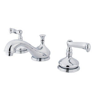 Traditional Bathroom Faucet 8 Inch Widespread
