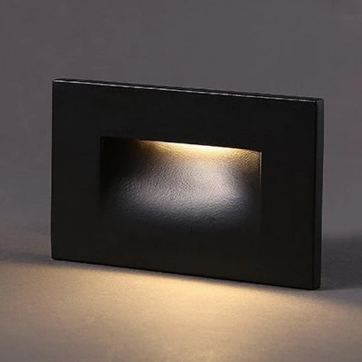 led stair light black