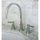 Load image into Gallery viewer, Concord Two Handle Widespread Bathroom Faucet