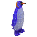 "Load image into Gallery viewer, 18"" Lighted Commercial Grade Acrylic Penguin Christmas Outdoor Decoration"