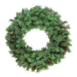 Royal Oregon Pine Artificial Christmas Wreath  36-Inch Unlit