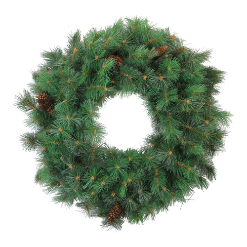 Royal Oregon Pine Artificial Christmas Wreath  24-Inch Unlit