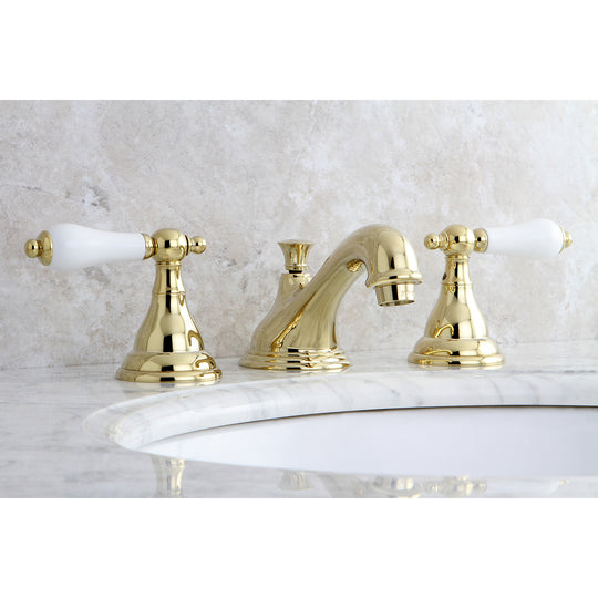 Royale Widespread 8 Inch Bathroom Faucet