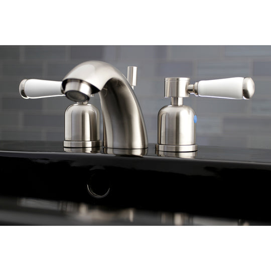 Paris Mini Widespread Bathroom Faucet