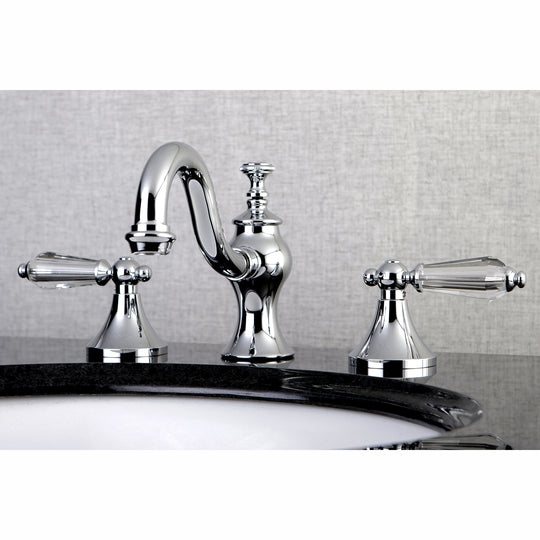 "Wilshire 8 "" Widespread Bathroom Faucet"
