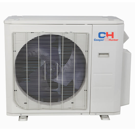 230V Multi Dual Zone Outdoor Heat Pump System