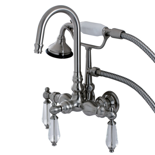 Wilshire Wall Mount Clawfoot Tub Faucet