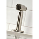 Load image into Gallery viewer, Concord Single Handle Kitchen Faucet With Brass Sprayer
