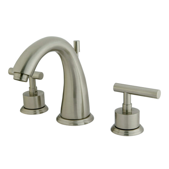 "Manhattan 8 "" Widespread Bathroom Faucet"