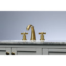 "Load image into Gallery viewer, Millennium 8 "" Widespread Bathroom Faucet"