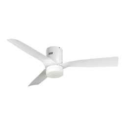 5-Blade, 27 Watt Smart Ceiling Fan with LED Light Kit & Remote