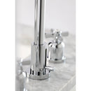 Load image into Gallery viewer, Millennium Widespread Bathroom Faucet With Dual Cross Handle