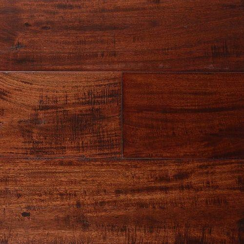 "Timberline, 1/2""L x 6""W, Cocoa Brown Premium Engineered Wood Flooring, 12.7 mm Thickness"