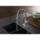 Load image into Gallery viewer, Gourmetier Single Handle Pull Down Kitchen Faucet
