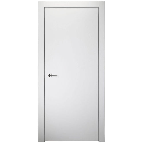 Unica Interior Door in Bianco Noble Finish - Door Slab Only