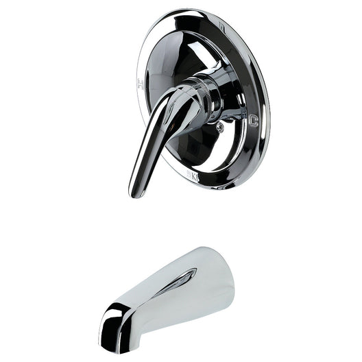 Modern Tub Only Faucet W/ Single Lever Handle