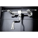 Load image into Gallery viewer, Duchess Wall Mount Bathroom Faucet