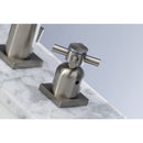 "Load image into Gallery viewer, Fauceture 8 "" Widespread Bathroom Faucet, In 9 "" Spout Height"